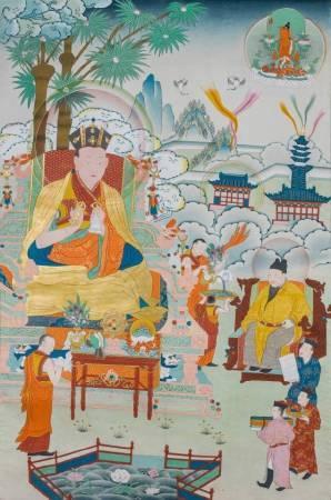 《五世噶瑪巴》,嘎瑪德勒,2014