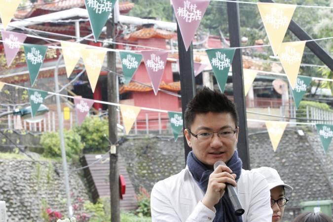 藝術總監吳達坤。圖/非池中藝術網攝。