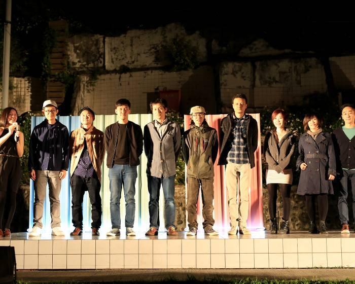 寶藏巖國際藝術村【燈著你回來】環境藝術燈節