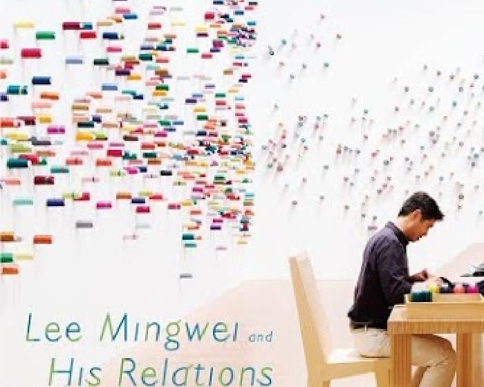 台北市立美術館【李明維與他的關係】參與的藝術