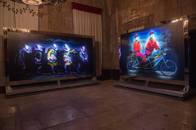 威尼斯雙年展台灣館。圖/台北市立美術館提供。