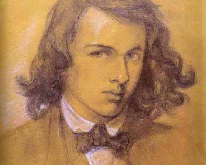 05月12日Dante Gabriel Rossetti生日快樂!