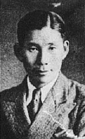 顏水龍。圖/取自Wikipedia