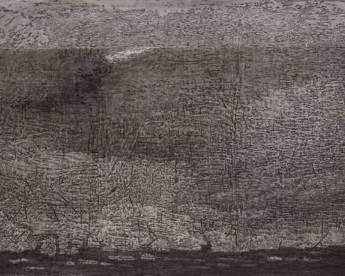 現代畫廊【後院憶迴】瀰力村男繪畫個展