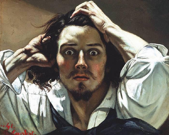 06月10日 Gustave Courbet 生日快樂!