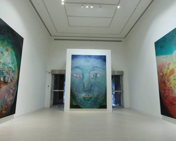 藝境畫廊 :【臉譜。Sign Me】傅慶豊個展