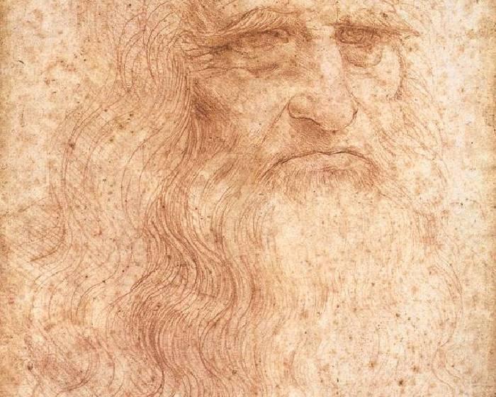 奧菲斯讓動物陶醉 達文西第四幅肖像?