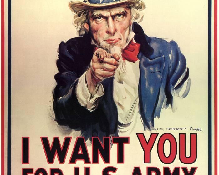 激發愛國心的一戰海報  2000餘張網路開拍
