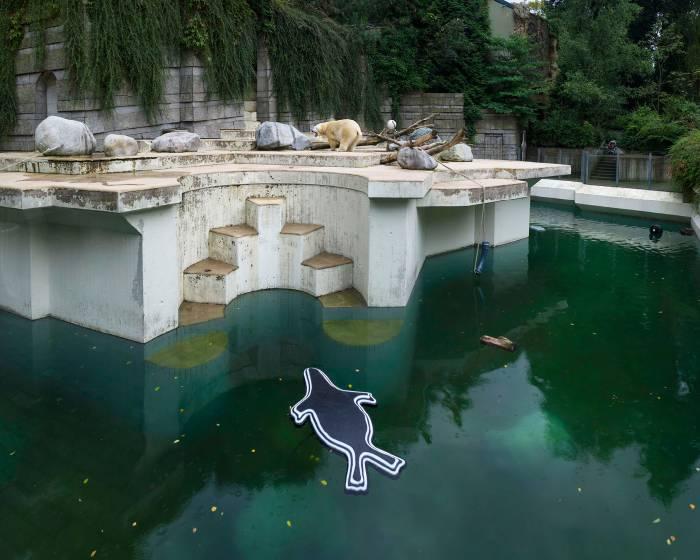 流浪者攝影藝術工作室【白熊計劃White Bear】羅晟文個展