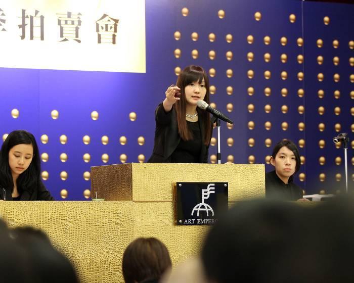 帝圖夏拍再創佳績 台灣拍賣市場熱了