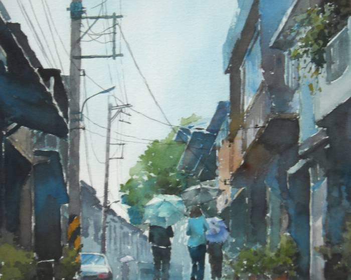 國立國父紀念館【TAIWAN現景】葉春新繪畫創作展