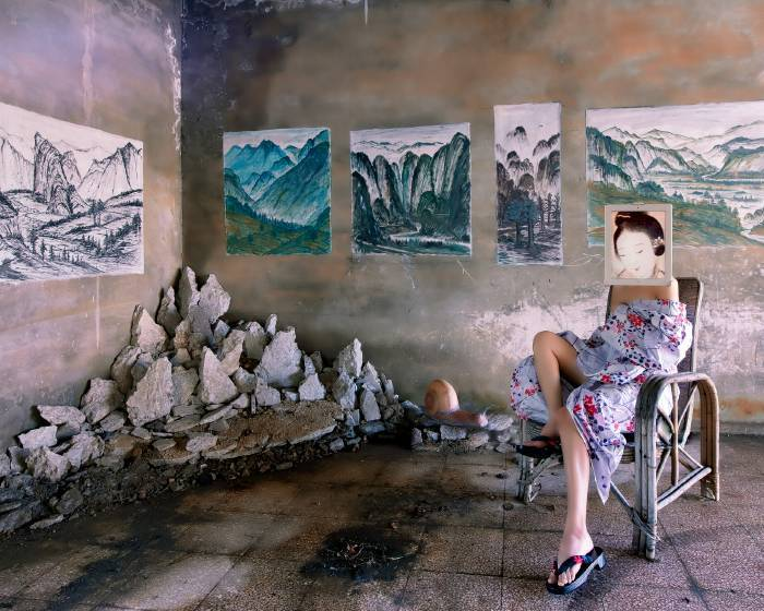 朝代畫廊【後蘿莉時代】張哲榕影像創作展