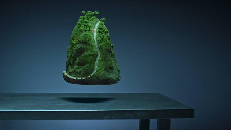 王俊傑,〈以安魂之名〉。圖/台北當代藝術館提供。