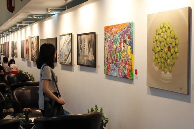 得獎藝術家皆可參加第七屆台北新藝術博覽會「國際藝術家沙龍大展」。