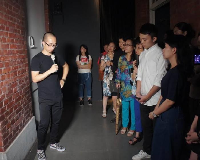 台北當代藝術館【時光現場】姚仲涵個展