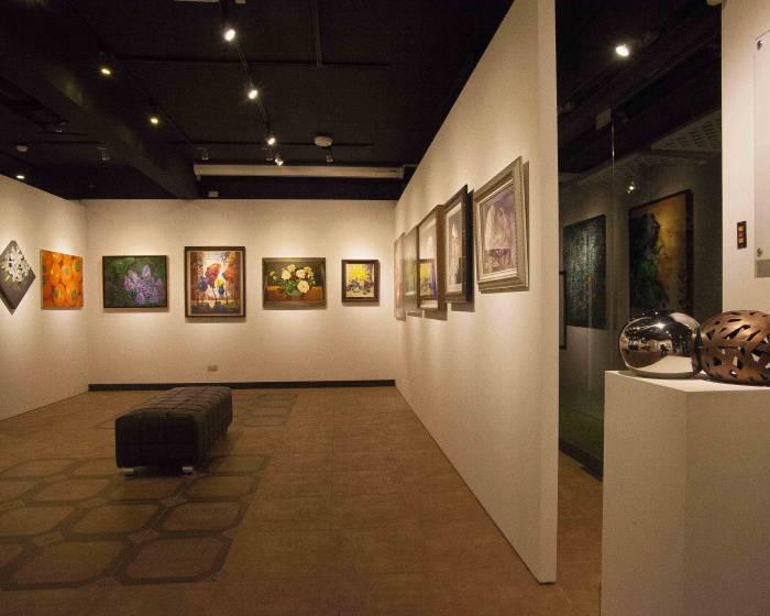 台灣輕鬆藝術博覽會【ART easy 2015】得藝美術館與網路雙預展