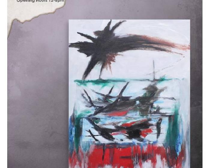 威廉藝術沙龍【狂草抽象】魏樂唐收藏展
