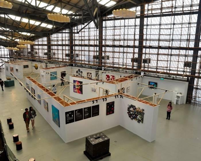 中華民國視覺藝術協會【2015台灣藝術家博覽會】