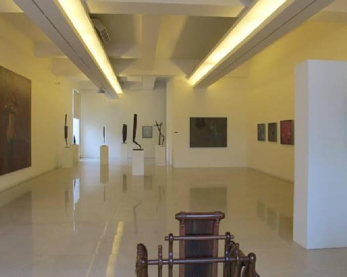 東門美術館【孤島風景】2013林鴻文個展