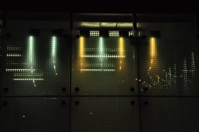 莊志維《光蟲》。圖/非池中藝術網攝。