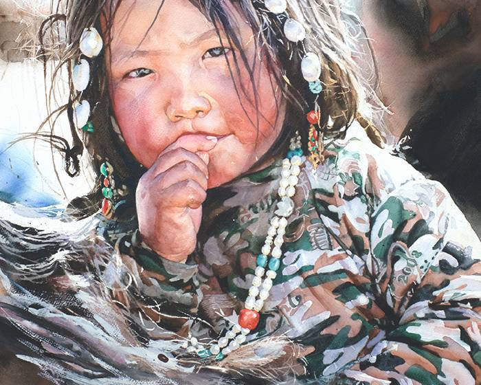 中華亞太水彩藝術協會【彩匯國際】全球百大水彩名家聯展