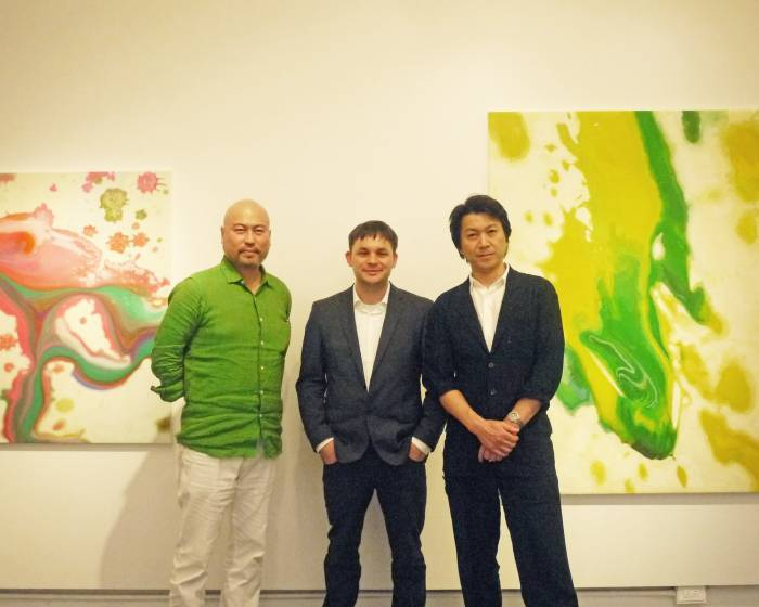 也趣藝廊【精準的理性】德日當代藝術展 | Felix Rehfel d X 五十嵐英之