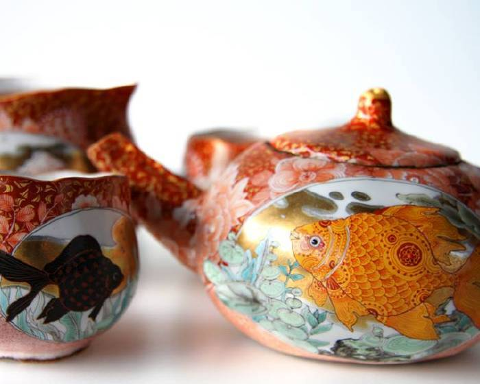 金魚空間【牟田 陽日 x 增田 敏也 日本TOP當代陶藝藝術家雙人展】Ceramic Art