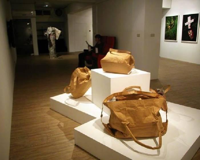 【《之於覆蓋—康雅筑個展》獲第十屆台新藝術獎--視覺藝術類初選提名】