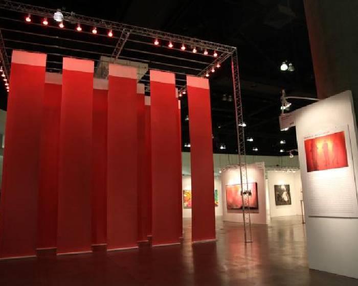 【2014第一戰--LA ART SHOW 藝術博覽會現場直擊】