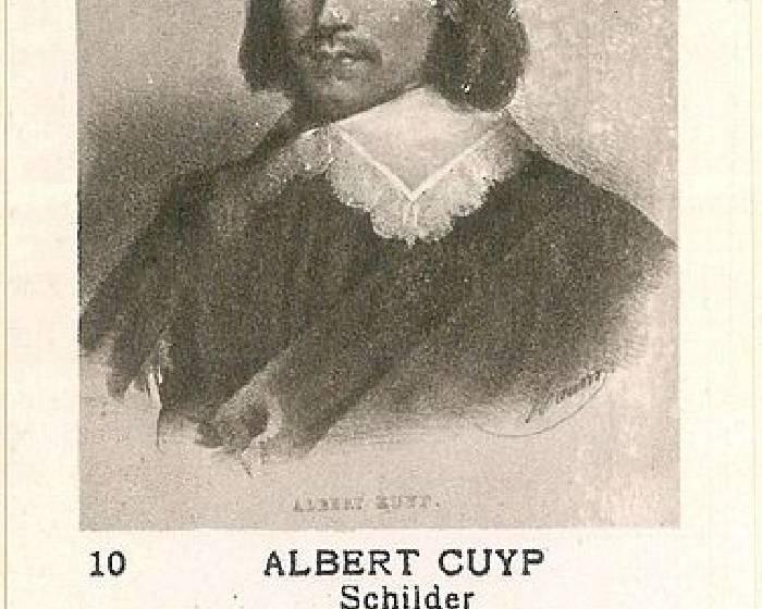 10月20日 Aelbert Cuyp 生日快樂!