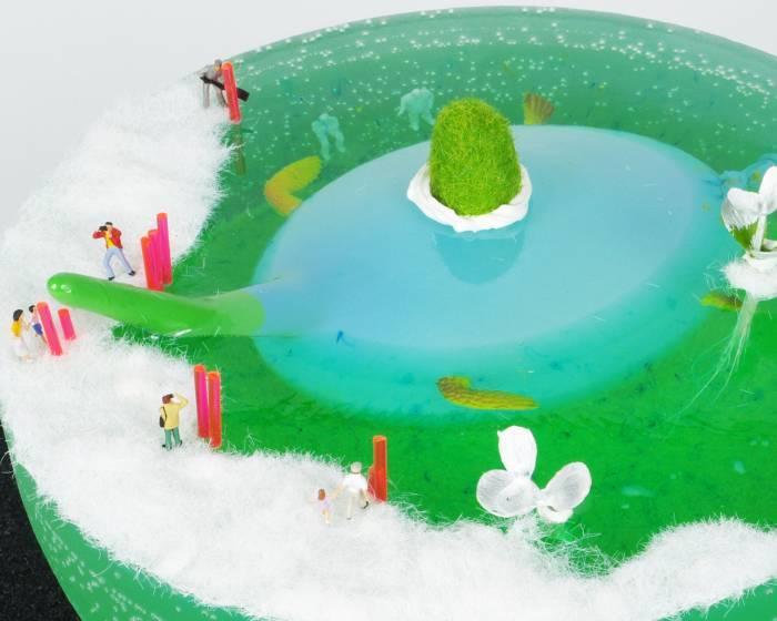 國家表演藝術中心國家兩廳院【甜蜜的夢境─蘇子涵】展覽不設限動態博物館