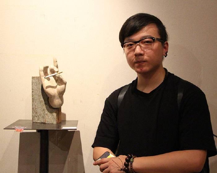 第六屆國際袖珍雕塑展  冠亞軍探索宗教議題