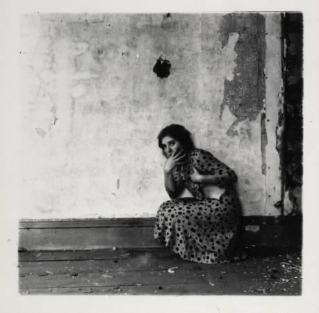 Francesca Woodman,「Untitled」,1975–80。