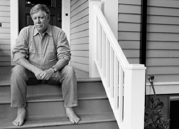 美國攝影師裘克.史特吉。圖取自Famous Photographers。