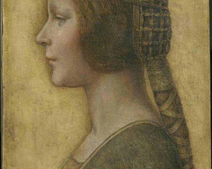 達文西《美麗公主》的身世  爭議超過20年