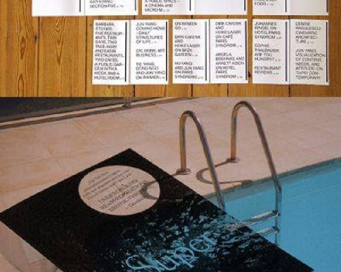 台北歌德學院【行外有感】當代觀念書本設計和封面間的敘事