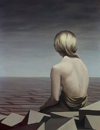 Kay Sage,《Le Passage》,1956。