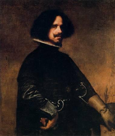 Diego Velázquez,《Self-Portrait》,1645。