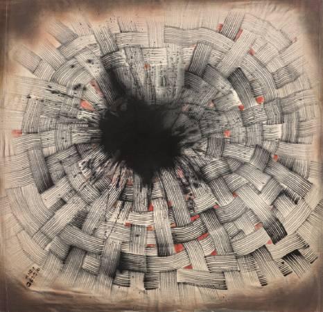 楚戈,《原初的結構》,1977