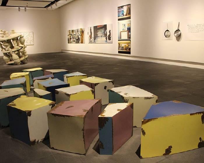 德國當代藝術50年  外國藝術家眼中的德國