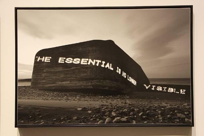 瑪格達蓮娜‧耶特洛娃《大西洋壁壘》。圖/非池中藝術網。