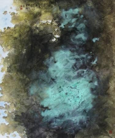 《石景輝 淡水北海岸 2010年》