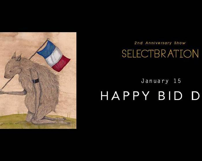 Bluerider ART【Selecbration】2nd Anniversary Show