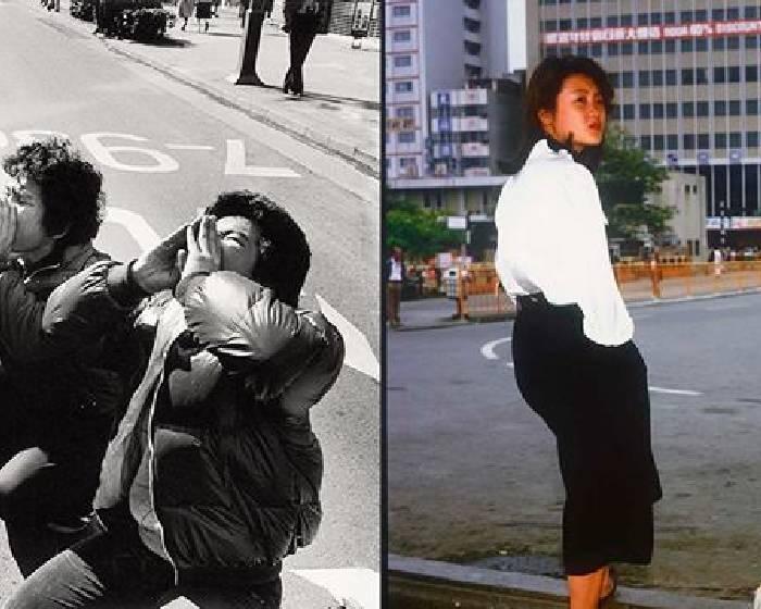 亦安畫廊台北【阮義忠-日本,1982 / 須田一政-台北吉祥】