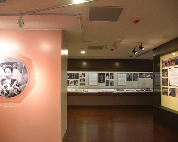 國立故宮博物院【百年回眸】故宮禁城及文物播遷影像特展
