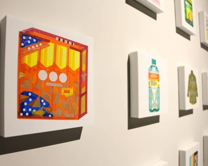 自行腦補  探索生活與藝術的想像
