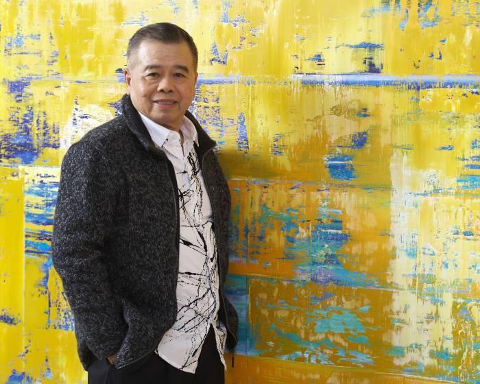 國泰世華藝術中心:【路‧無量形‧虛空妙相】謝義錩近作展
