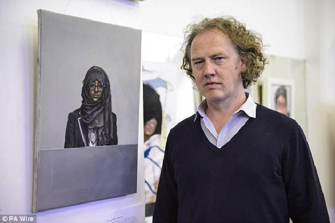 英國藝術家福爾。