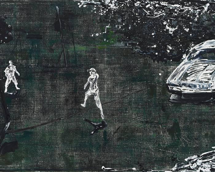 大未來林舍畫廊【他處】邱建仁個展