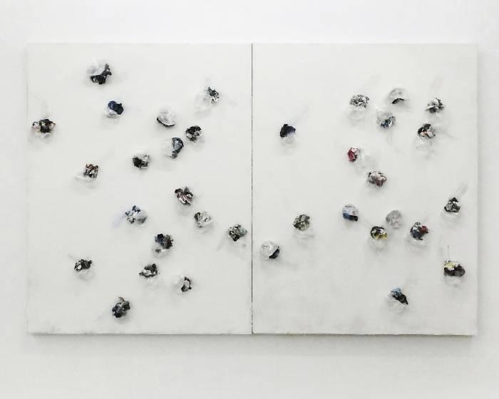 就在藝術空間:【2016 香港巴塞爾藝術展】陳松志、王福瑞雙個展